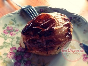 Gemüsezwiebeln aus dem Ofen 2